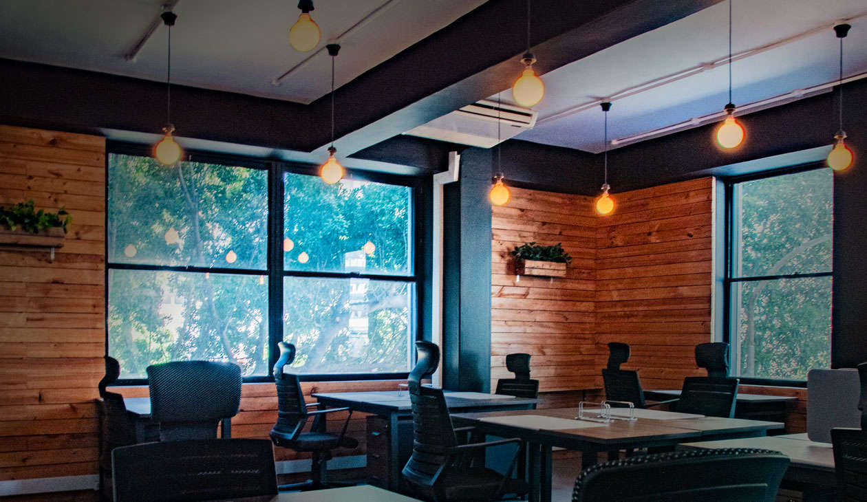 Bree Street Coworking Space | Office and Co.