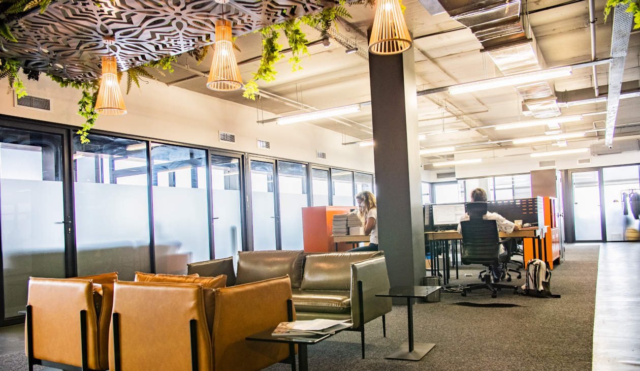 Sea Point Coworking Space | O&CO | Shared Space
