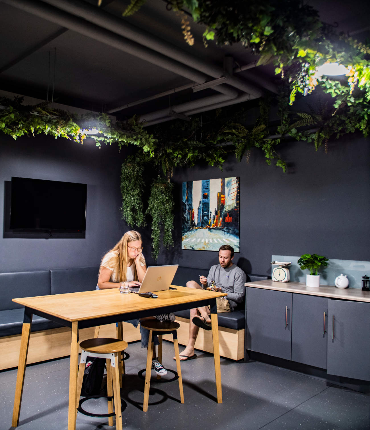 Sea Point Coworking Space | O&CO | Kitchen
