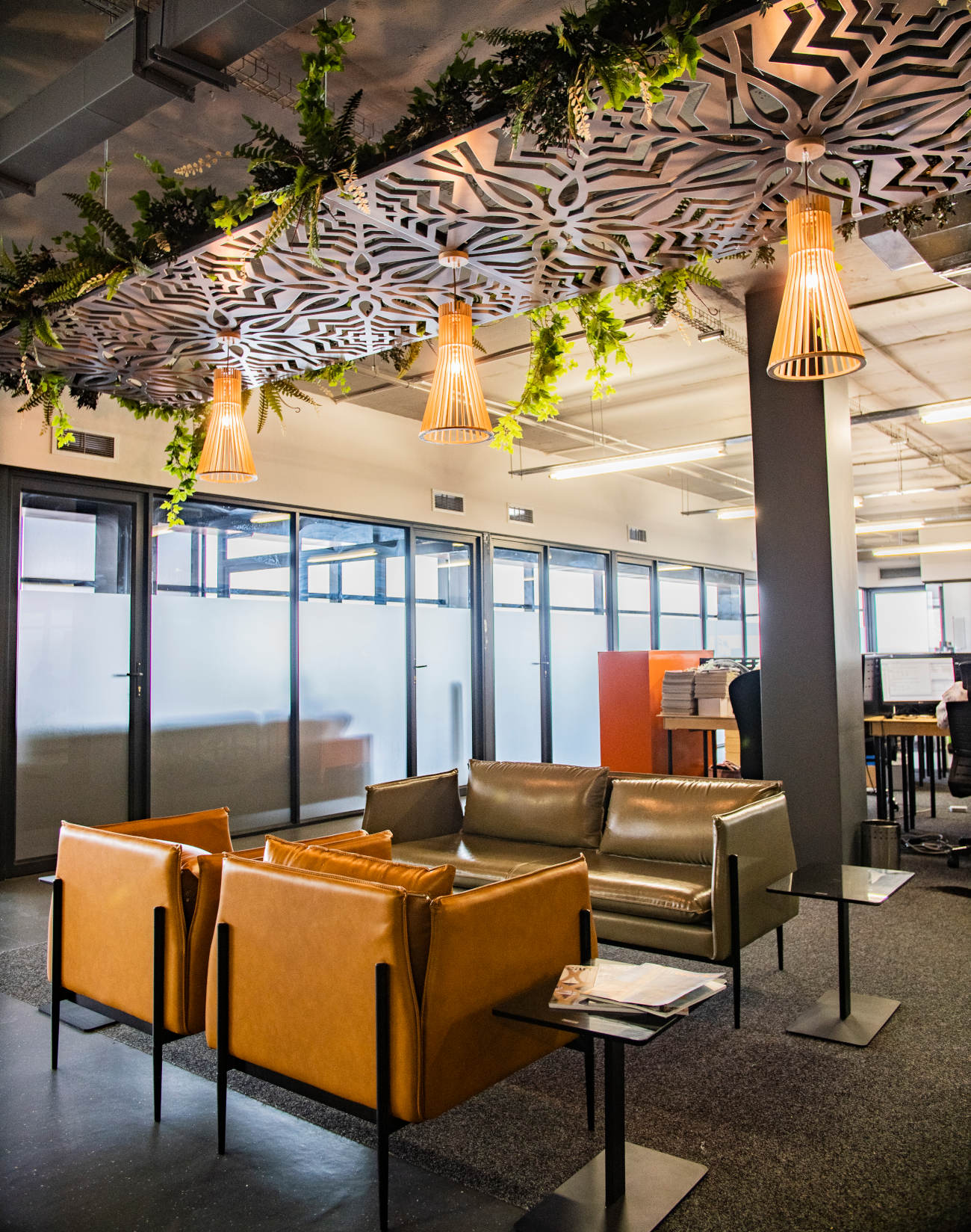 Sea Point Coworking Space | O&CO | Office Suites View