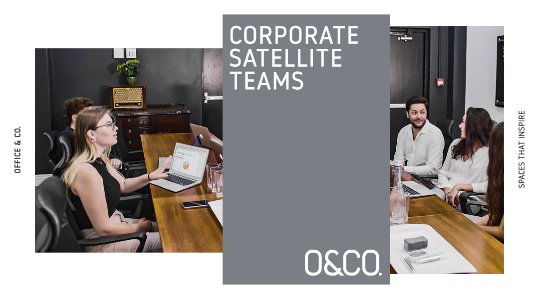 Corporate Satellite Team Office Space Johannesburg