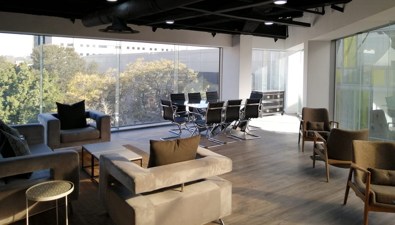Office Space Rosebank | Gauteng Office Space | Office and Co