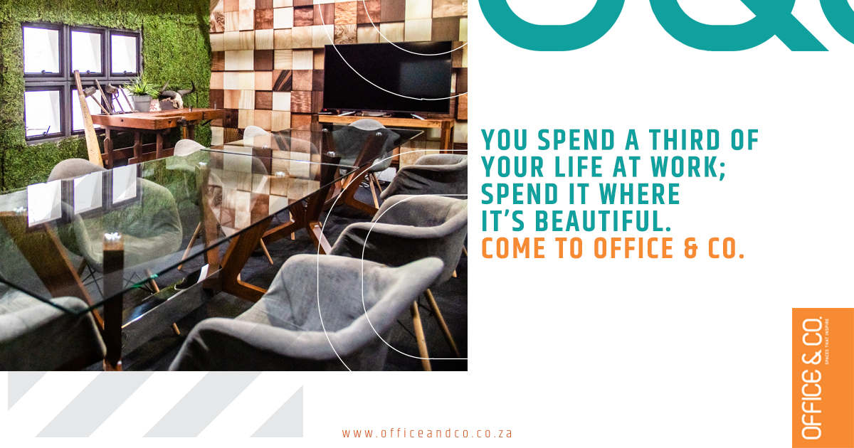Third of your life in the office | Offie Space