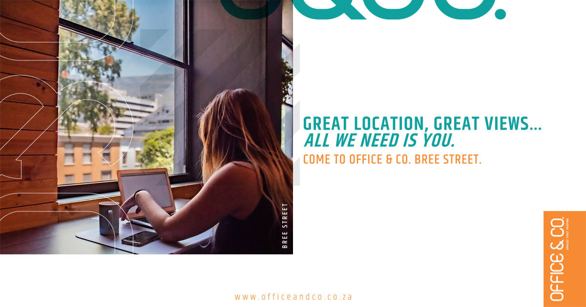 Bree st office space | Cape Town | Office and Co
