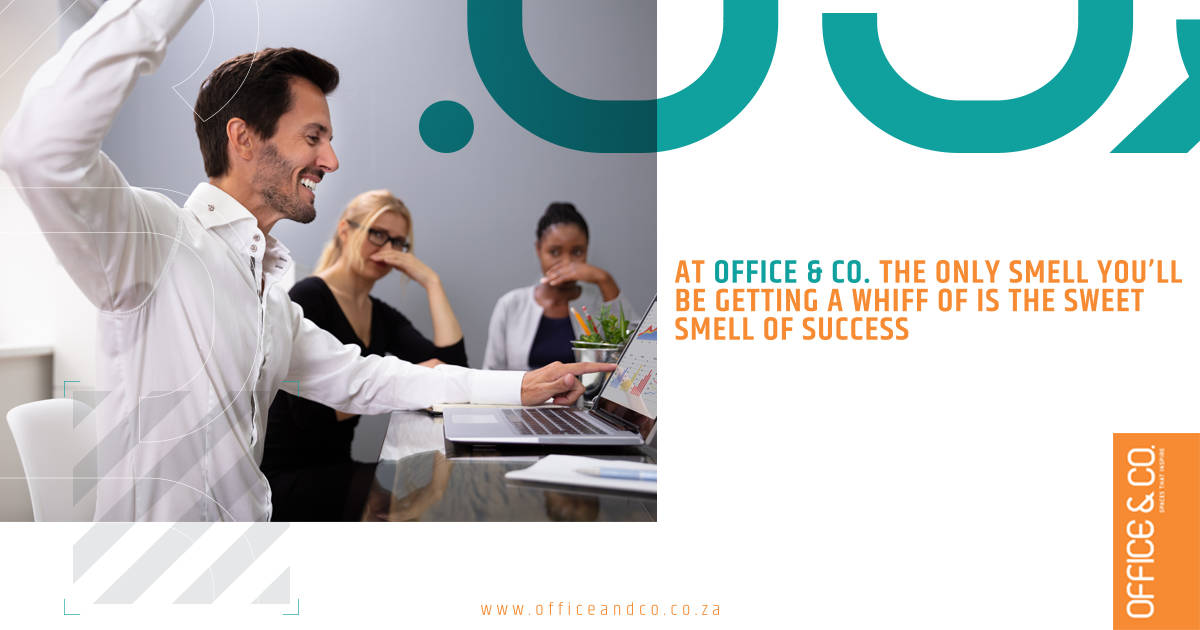 Smells In The Office | Office Space | Gauteng