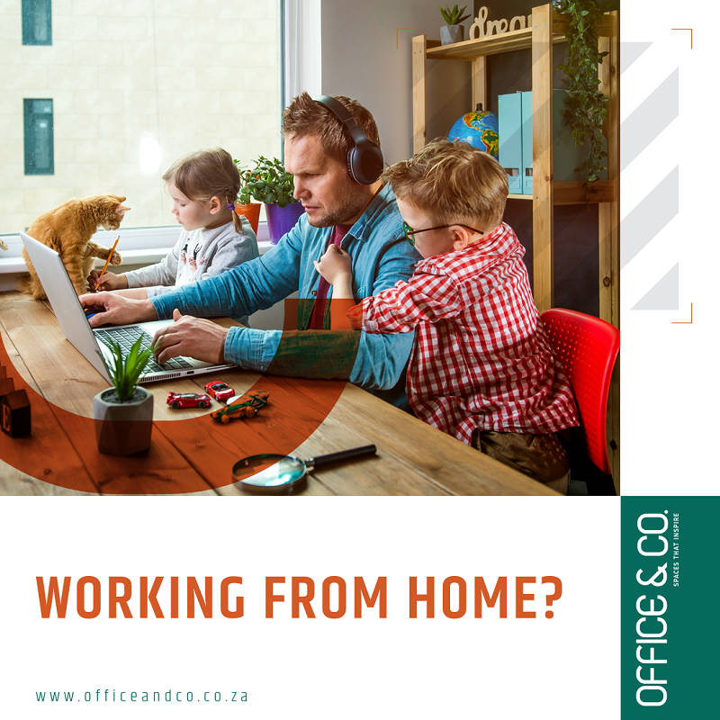 Working From Home | Office Space | Gauteng