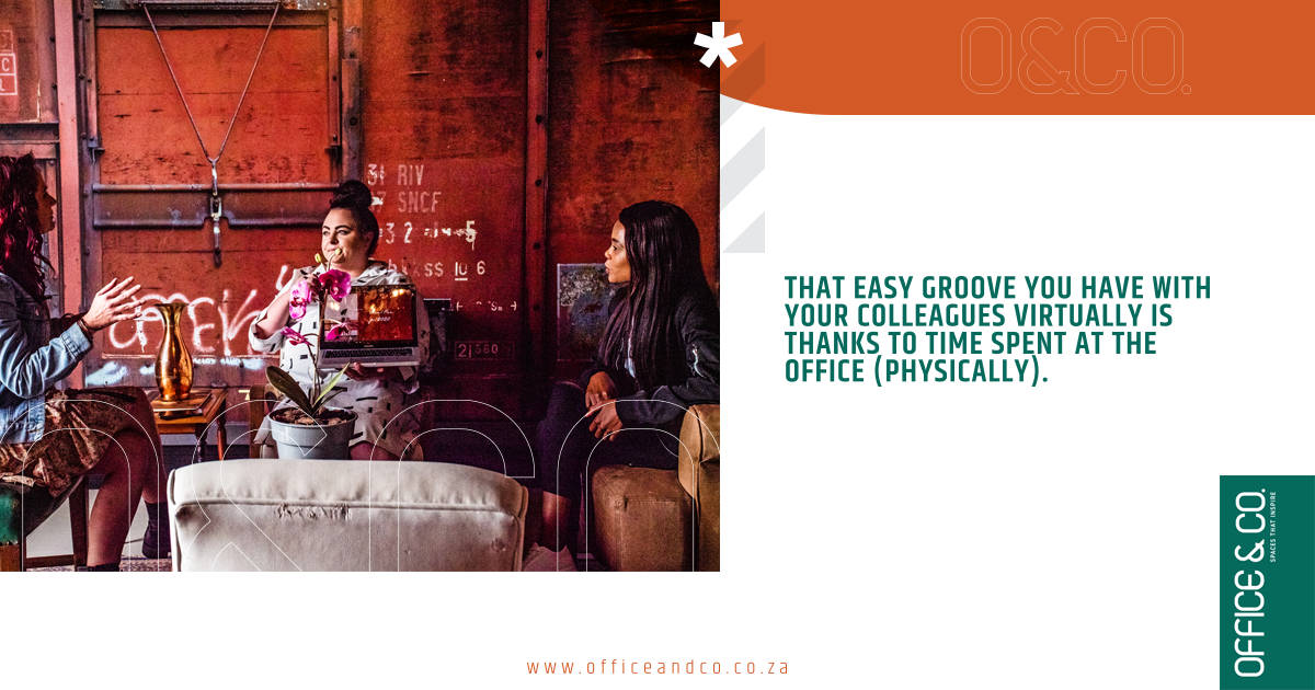 Office Groove | Office and Co | Office Space | Gauteng