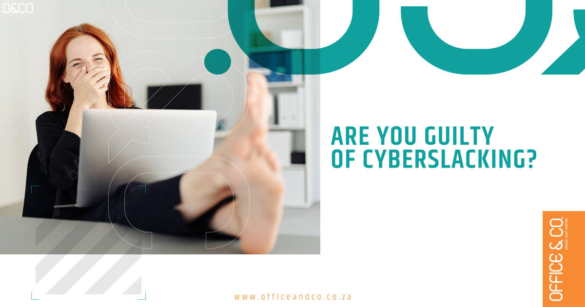 Cyber Slacking | Office Space | Office and Co | Gauteng