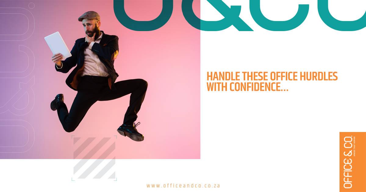 Hurdles | Office and Co | Gauteng