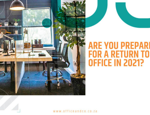 How to prepare for a return to the office in 2021