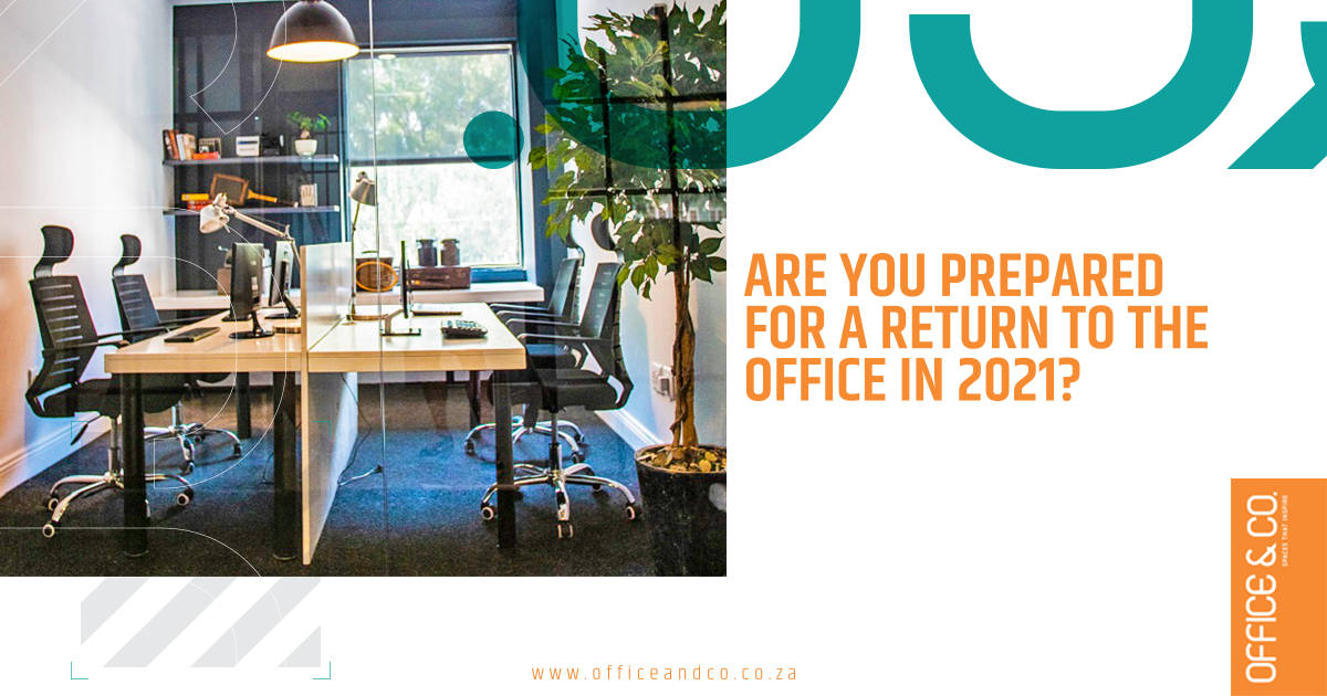 Return to office | Office and Co | Gauteng office space