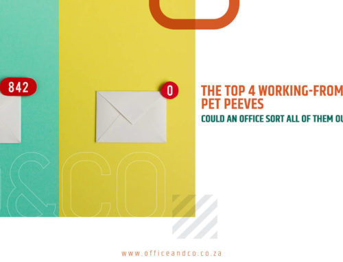Top 4 working-from-home pet peeves. Think it's time to get back to the office?