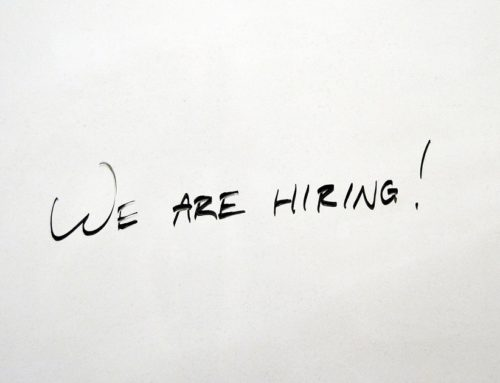 Work With Us – Centre Manager