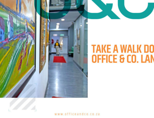 The Change Of Scenery You Never Knew You Needed: Office and Co – Kyalami