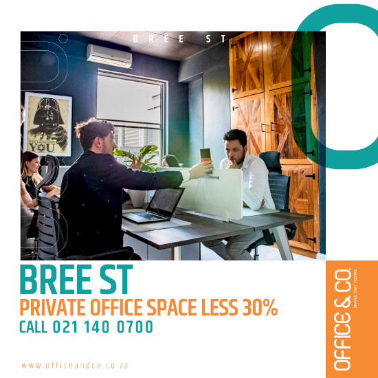 Bree St Office SPace