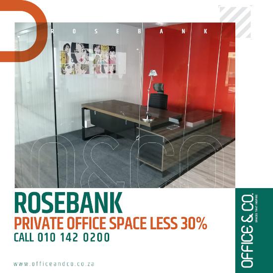 Rosebank Office Space | Gauteng