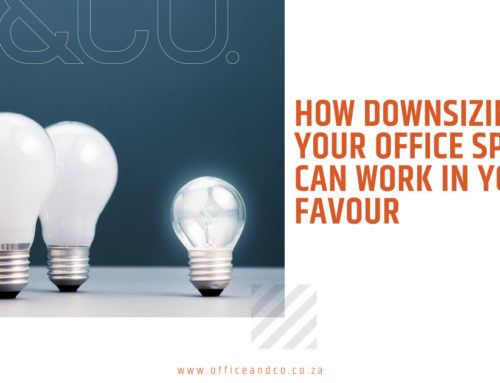 Time to get down? How Downsizing Your Office Space Can Work In Your Favour